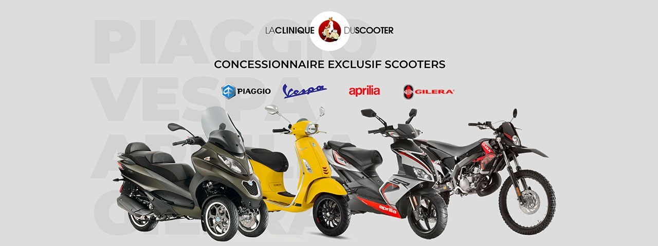 La clinique du scooter